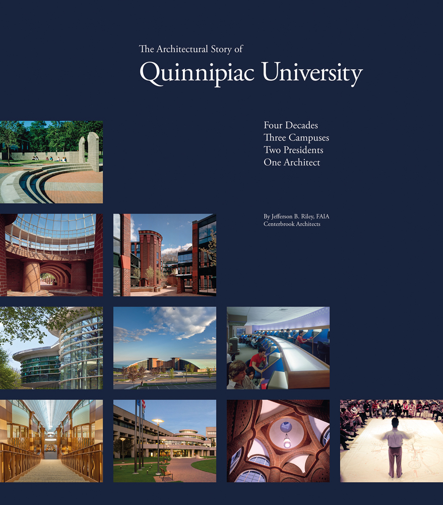 The Architectural Story of Quinnipiac University