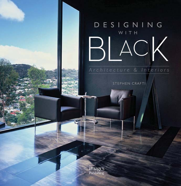 Designing with Black: Architecture and Interiors