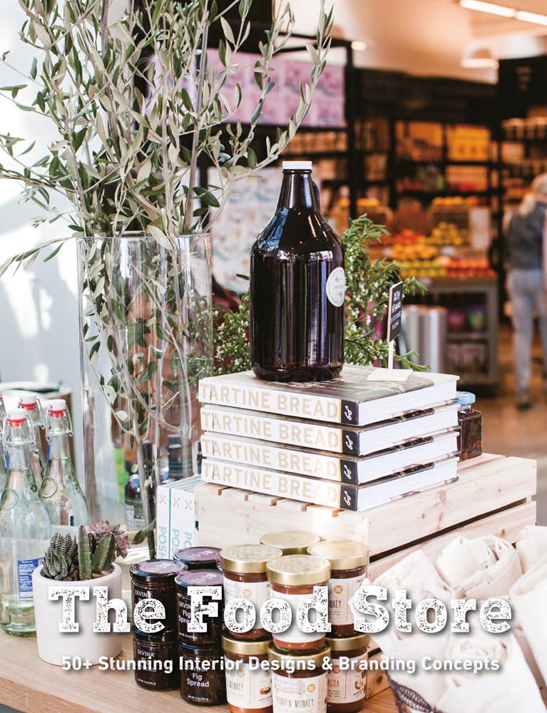 Food Store: 50+ Stunning Interior Designs & Branding Concepts