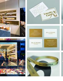 Food Store: 50+ Stunning Interior Designs & Branding Concepts